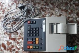 Calcolatrice C.I. C. Itho 65S Electronic Printing Calculator