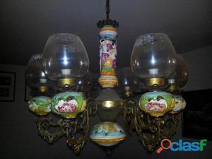 Vendo Lampadario in ceramica