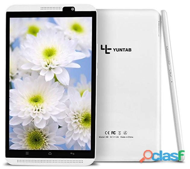 PHONE TAB smartphoneTablet 8 pollici Yuntab H8