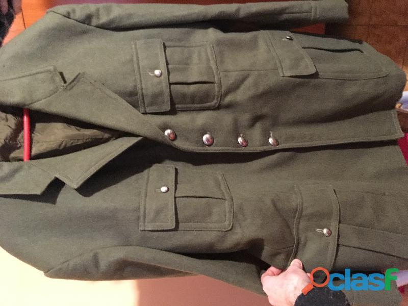 Giacca in lana carabinieri anni 70