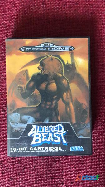 Sega mega drive gioco 16 bit