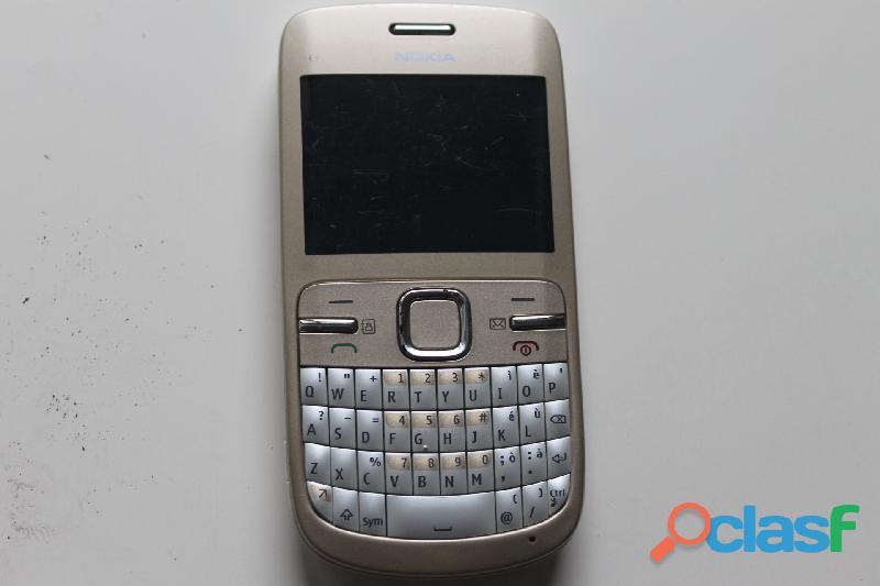Nokia c3 perfettamente funzionante