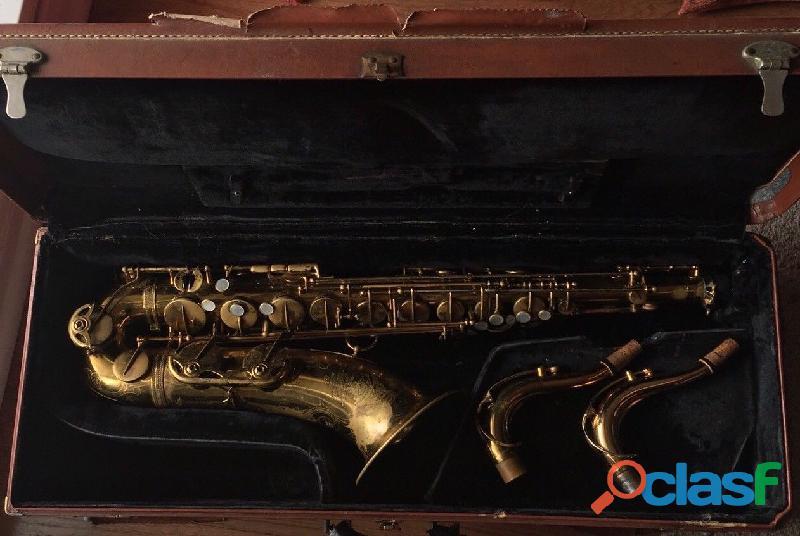 Vintage 1956 66xxx selmer mark vi tenor saxophone