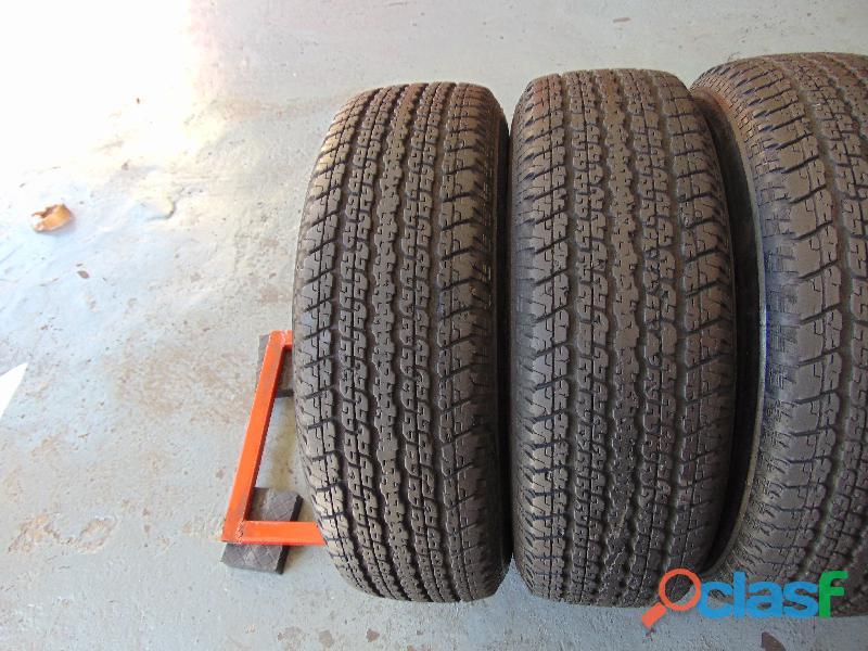 4 pneumatici 2557018 bridgeston SPEDIZIONE GRATIS