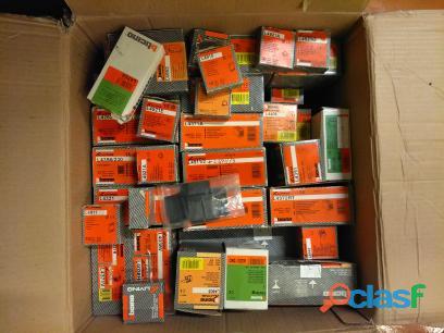 Materiale elettrico a stock