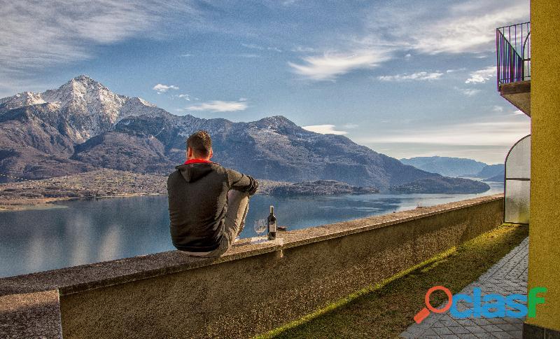 Vacanze sul Lago di Como (3 unità fino a 20 posti)