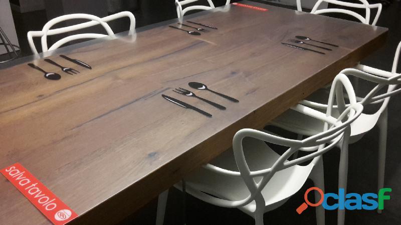 protezione per tavoli di design