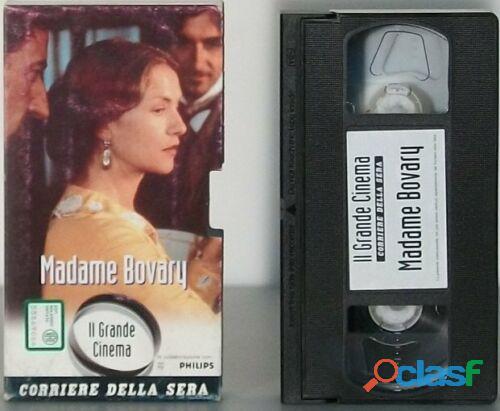 Madame bovary   corriere della sera film vhs