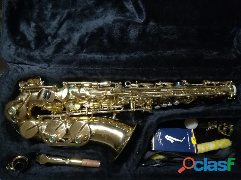 Saxophone Contralto in Mib Lucien Al 300+Vandoren V5 A25