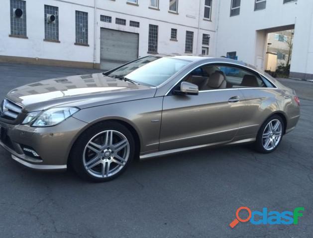 Mercedes benz e 350 cdi dpf