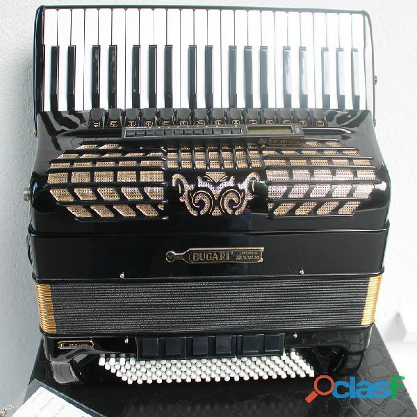 Fisarmonica bugari 288 artist gold 120
