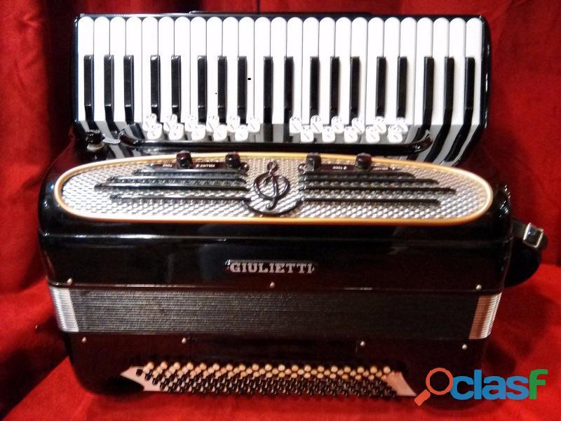Fisarmonica Professionale Giulietti Classic 127
