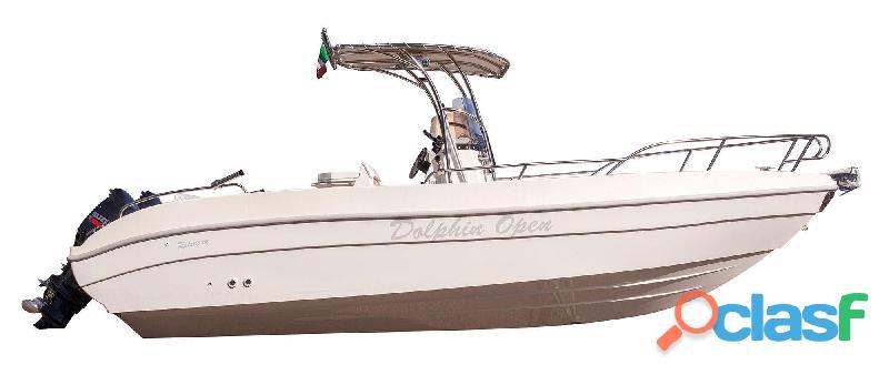 Barca nuova dolphin 25 open