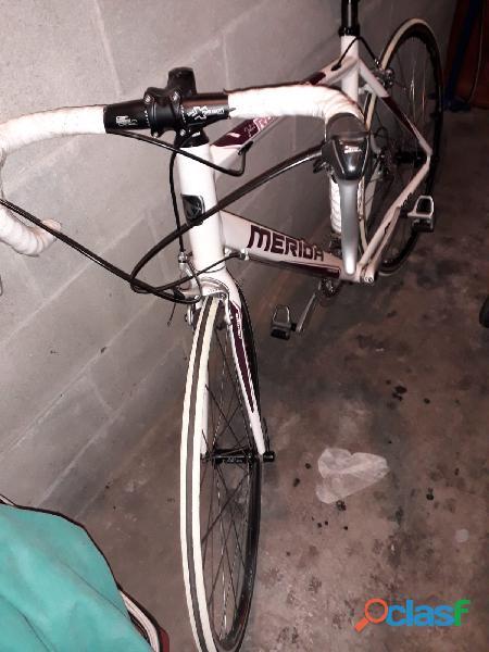 Bicicletta corsa merida
