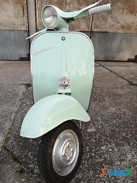 Vespa Piaggio serie R50 del 1969