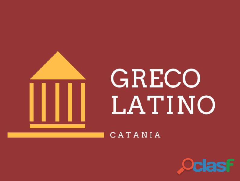 Ripetizioni latino, greco, materie umanistiche