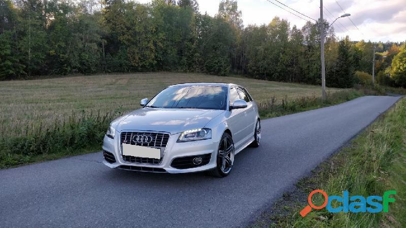 Audi S3 Quattro   Manuell   265Hk   Original 2009, 112000 km,
