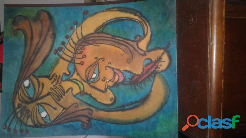 Guado originale ruggero giangiacomi artista italiano internazionale