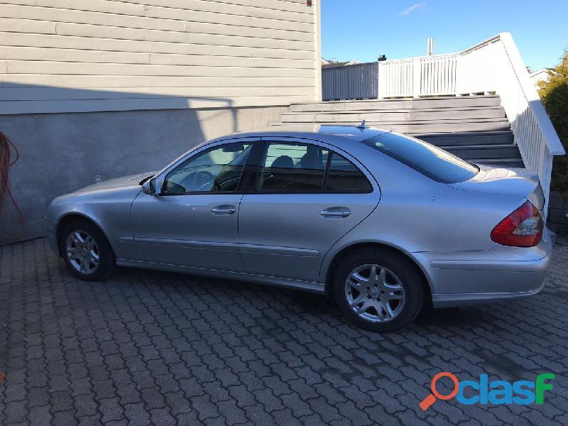 Mercedes benz e klasse 220 cdi 170hk/400nm 2006, 414500 km,