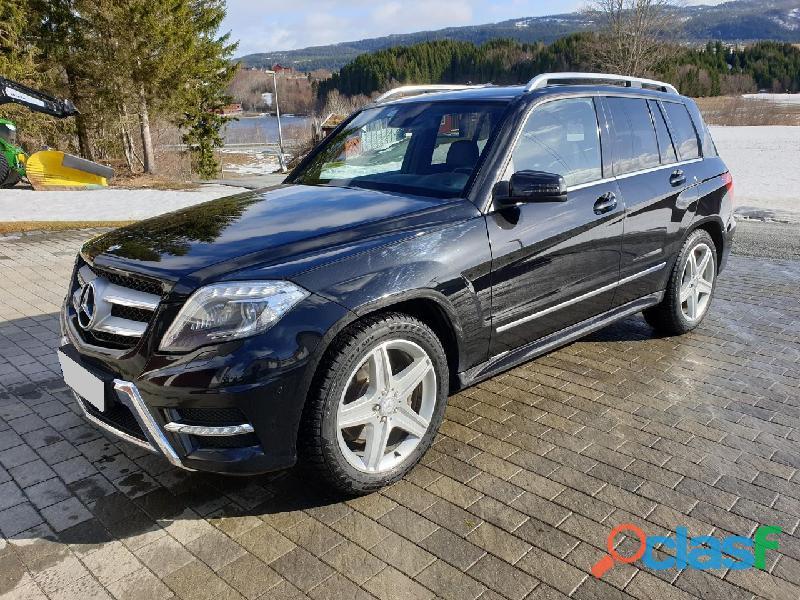 Mercedes benz glk glk220 2.1 170 d 4 m 2012, 11289 km