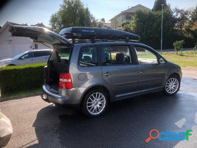 Volkswagen touran,1.6 116 2004, 155000 km,