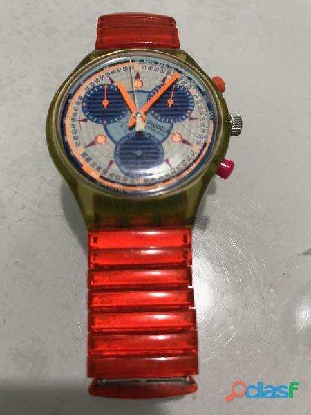 Due orologi SWATCH 1