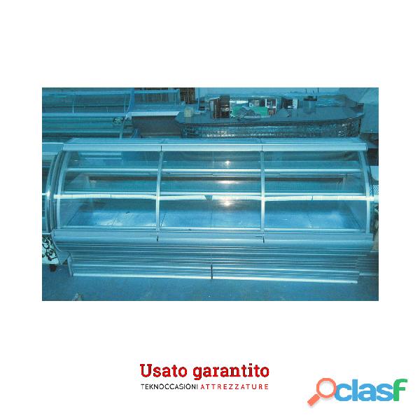 Vetrina pasticceria Frigomeccanica da 3 metri