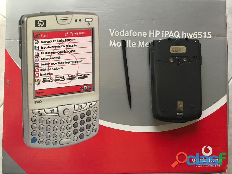 Hp iPAQ hw6515 Messenger 1