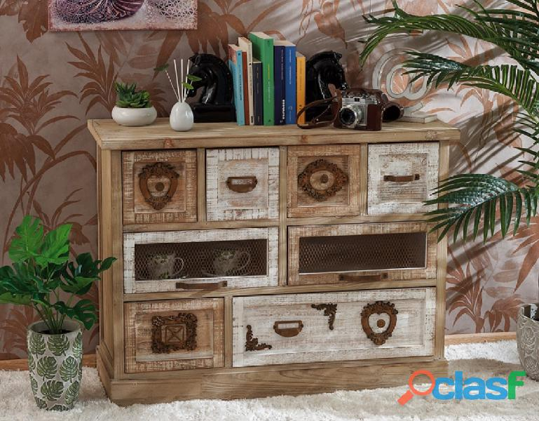 Credenza artigianale nuova art.50676 consegna gratis arredamentishop.it