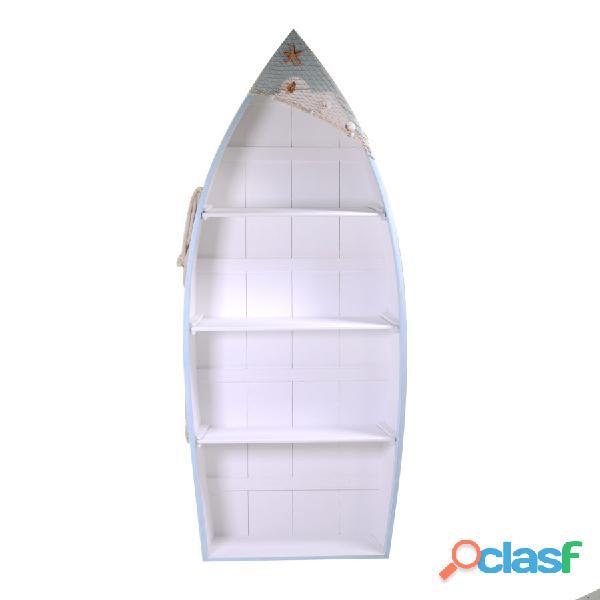 Scaffale mare legno barca nuovo per arredamento ristorante art.5125230000 consegna gratuita