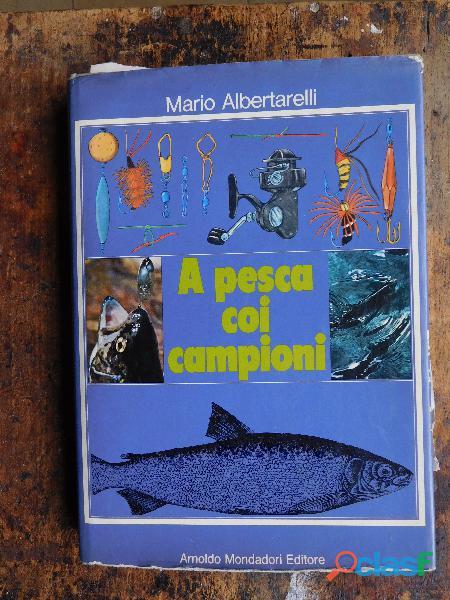 Libri di pesca vari