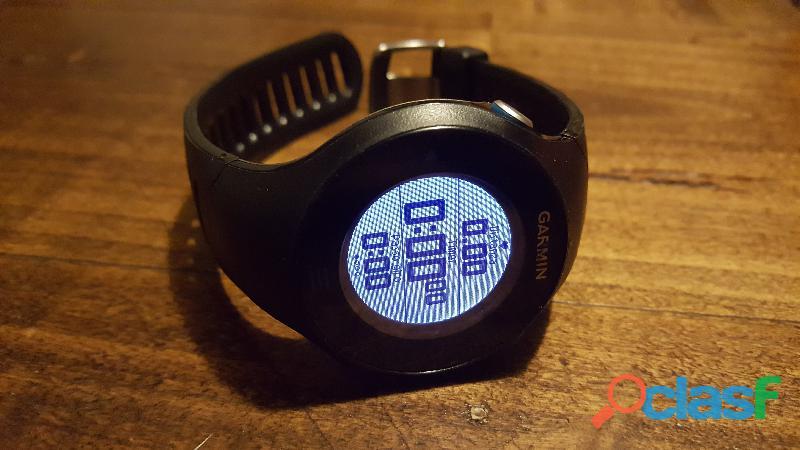 Garmin forerunner 610 + fascia cardio