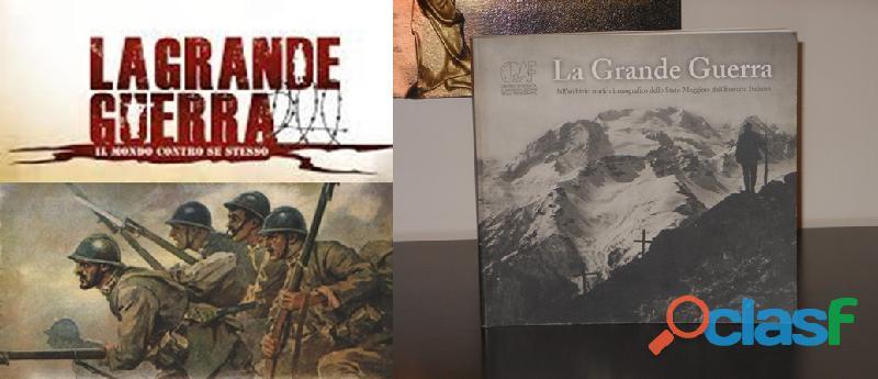 La grande guerra, dall'archivio storico iconografico dello stato magg. dell'e.i. 2005.