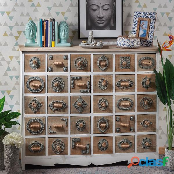 Credenza con cassetti nuova art.49265 consegna gratis arredamentishop.it