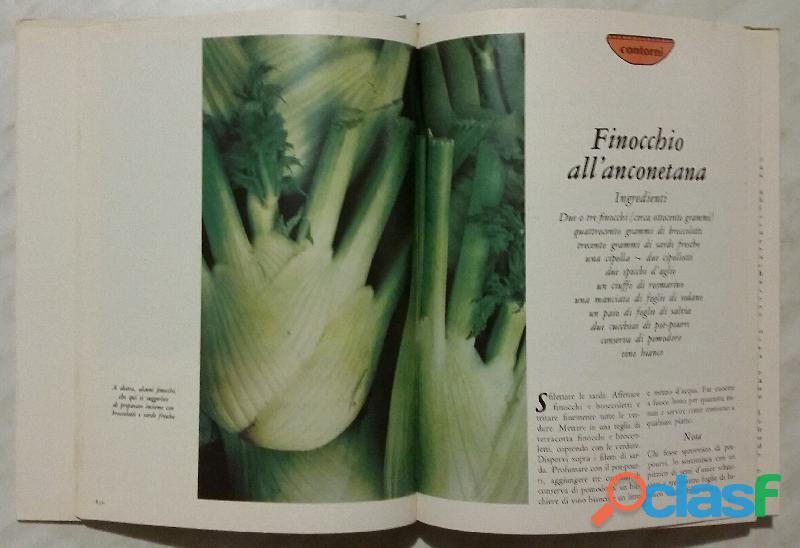 Cucinare con le erbe; Editore: Coged/Rizzoli, 1°Edizione, Settembre 1979 Opera in 3 volumi 4