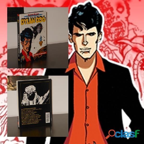 Dylan dog n. 2, super book, gli orrori di altroquando, maggio 1997.