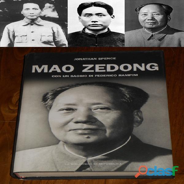 Mao zedong, jonathan d. spence, la biblioteca di repubblica n. 19, 2006.