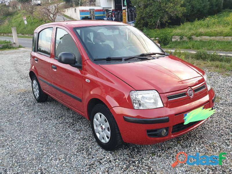 Fiat panda 2010 a gas...gpl di serie