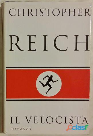 Il velocista di christopher reich 1°edizione mondadori 2000 nuovo
