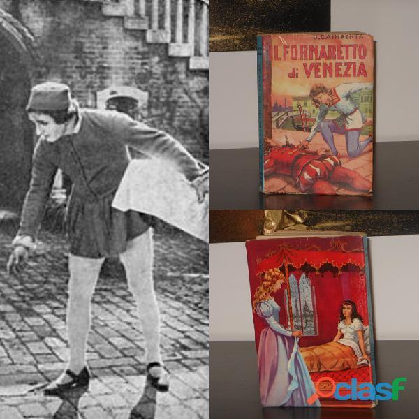 Il fornaretto di venezia, ugo caimpenta, editrice lucchi – milano 1972.