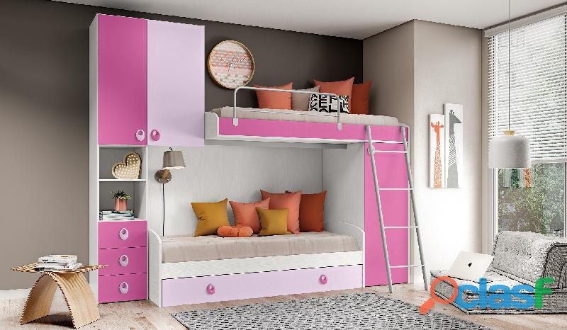 CAMERETTA MODELLO IKEA ART.S101.BFR.LMA.DM CONSEGNA GRATUITA ARREDAMENTISHOP.IT
