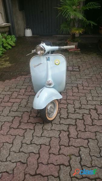 Scooter vespa 125