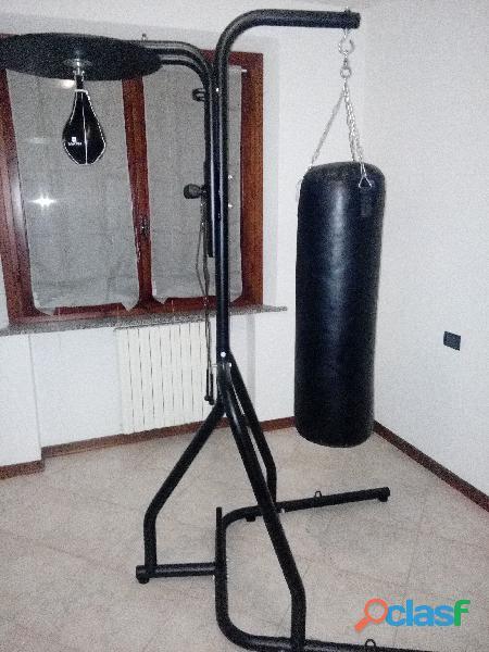 Attrezzi da boxe
