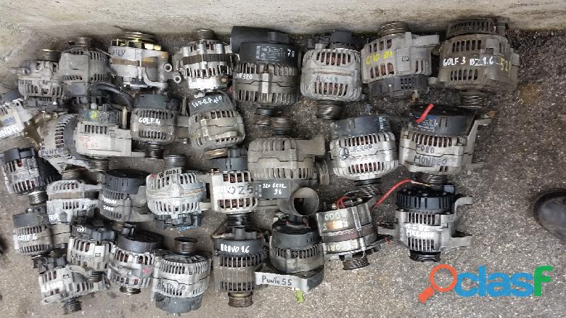 Motorini avviamento/Alternatori/Compressori AC. 2