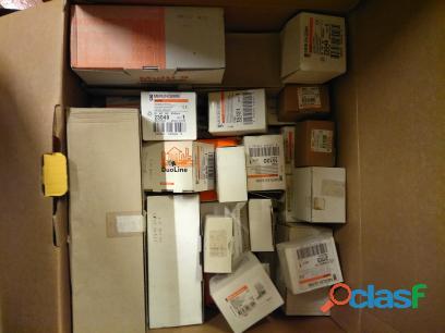 stock materiale elettrico