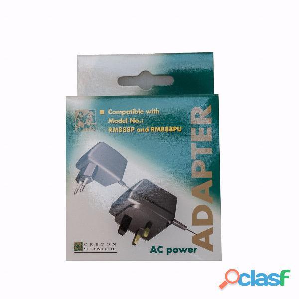 Oregon Scientific Adpter AC Power modello AD888P
