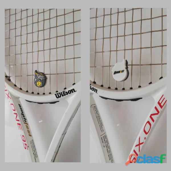 Antivibrazioni per il tennis di dragonet tennis
