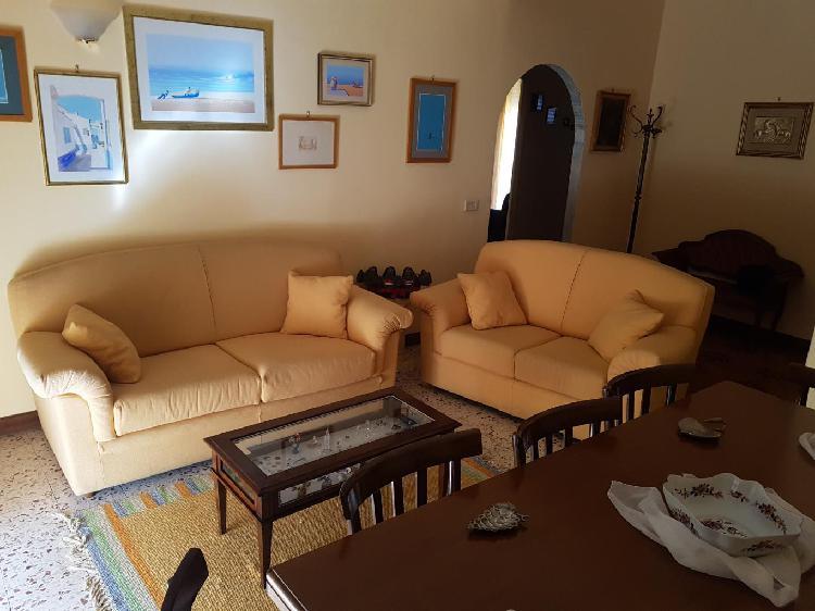 Appartamento mq.70 (3 vani + servizi) via dalmazia -