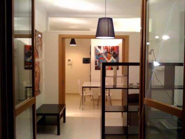 Appartamento roma v. truffi - 3 stanze arredate
