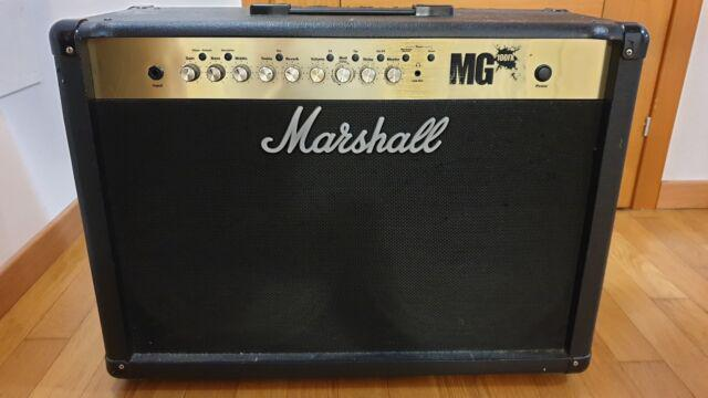 Amplificatore combo chitarra marshall mg102fx